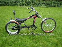24 inch specialized chopper hot sale with colorful frame chopper beach cruiser bicycles
