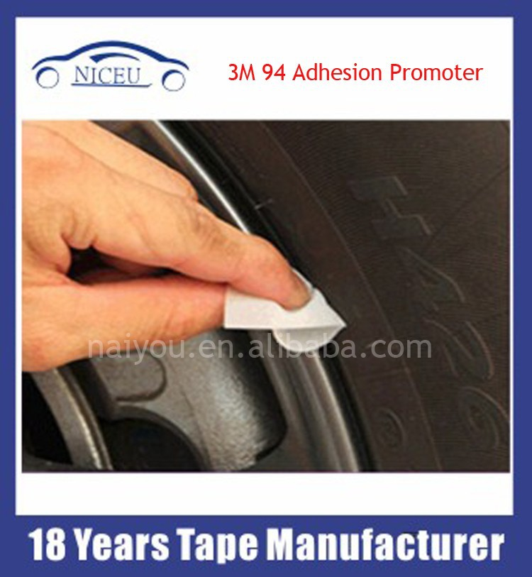 Tape primer Cars Alloy Plastic Wood Surface Adhesive 94 Primer 3M Adhension promoter Primer