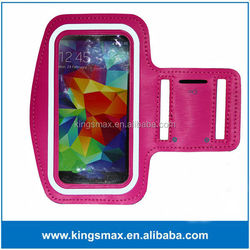 2016 China Supplier Wholesale New Design Running Sport Armband for Mobile Phone Waterproof Case / Bag for Smart Phone