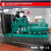 USA made standby rating 1000kva/800kw diesel generator