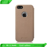 Folio Luxury case for iPhone 5S handmade luxury case