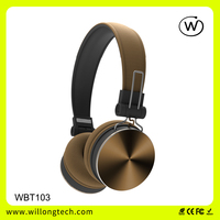 Bluetooth headset stereo for sport with strong bass