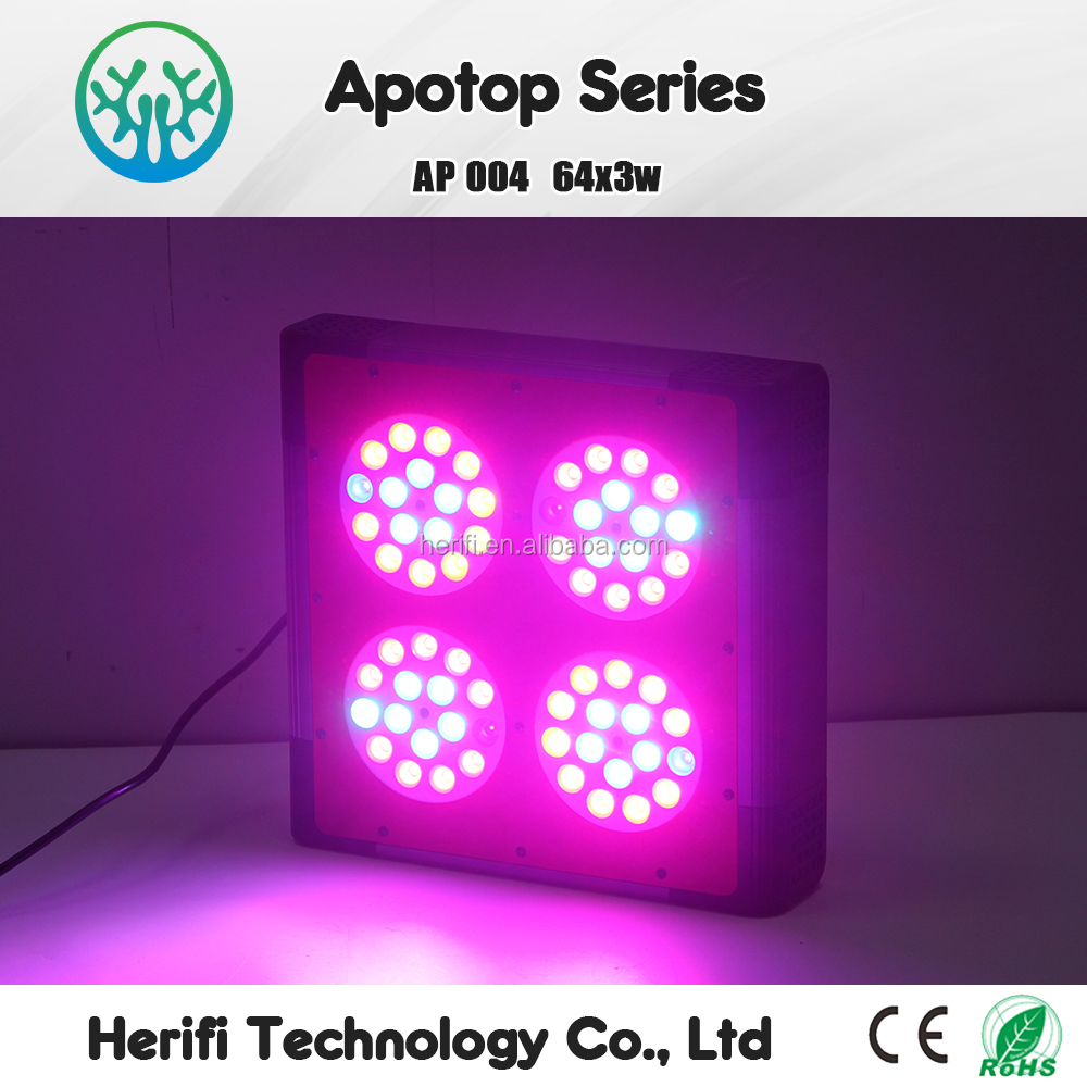 Powerful LED Grow Lights 900W replace HPS HID light 1500W grow lights Used Veg Bloom 3w chips