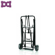 Small Rolling Folding Trolley/Trolley /Shopping Carts with two big wheels