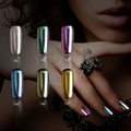 fengshangmei metal polishing powder hot sale nail mirror glitter hign quality holographic pigment