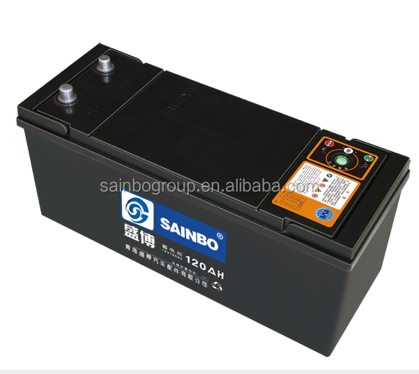 Cheapest Automobile Car Battery For Sale 120AH
