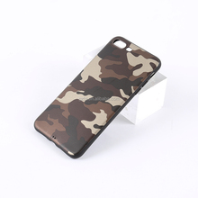 EXW Phone accessories New arrival Wild Military Desert Camo Camouflage Case Pouch for Apple Iphone X