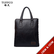 Fashion new style briefcase mens genuine leather messenger bags handbag and shoulder bags for men