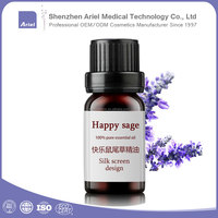 Clary sage calming nervous system low price natural essential oil