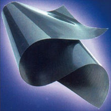 CR Neoprene rubber sheet with cloth insertion