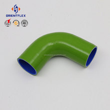 Customize logo flex high temperature resistant marine exhaust system silicone elbow hose 90 degree maker