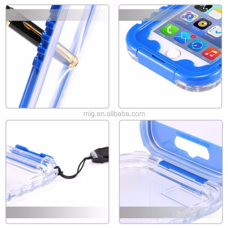 New Waterproof case Shockproof Phone case For iPhone 6S Plus Cell phone case For iPhone 6
