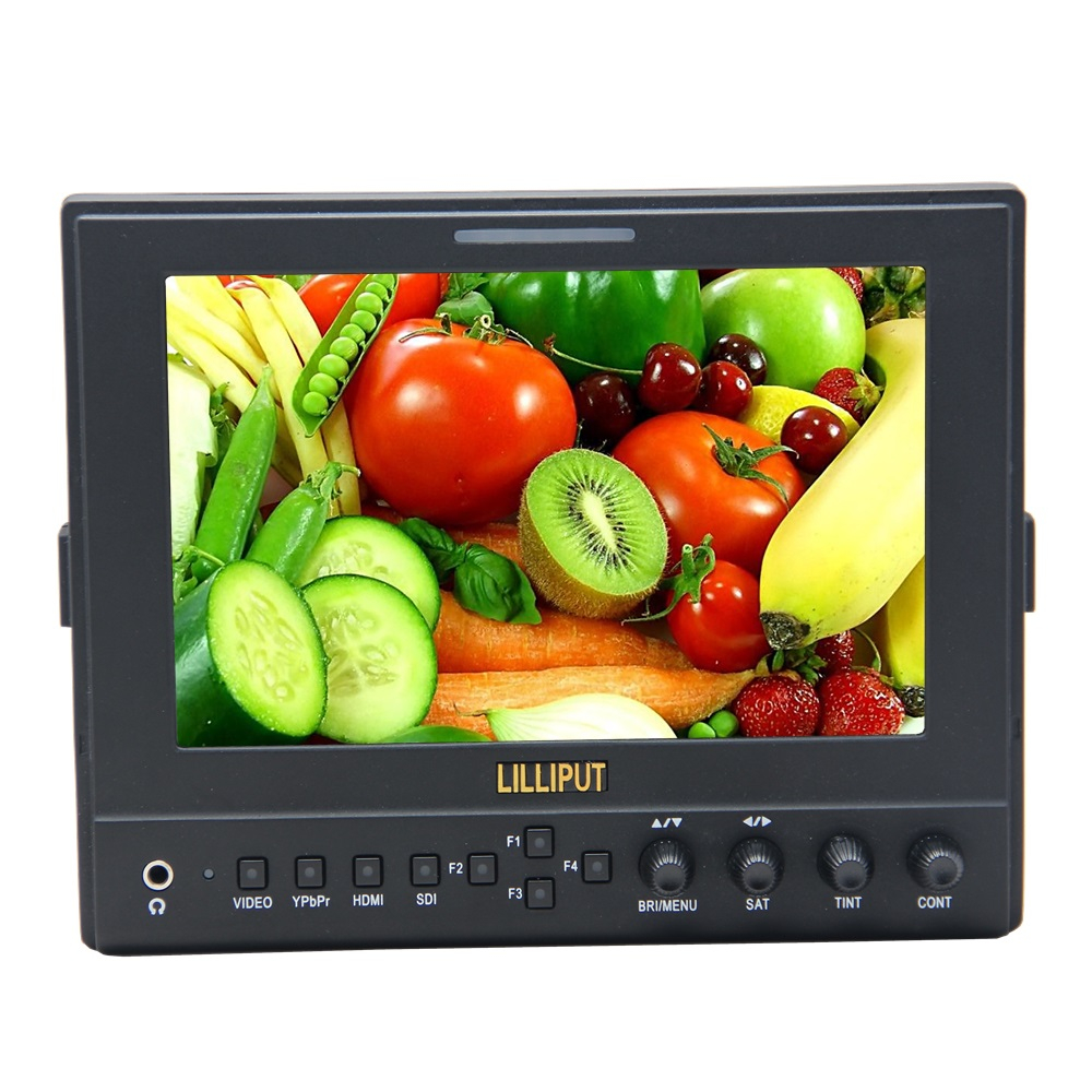 Wholesale 7 Inch IPS 1280x800 Panel Hdmi 1080P Camera Monitor