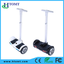 Powerful 2 wheel stand up self balancing scooter electric with pedal
