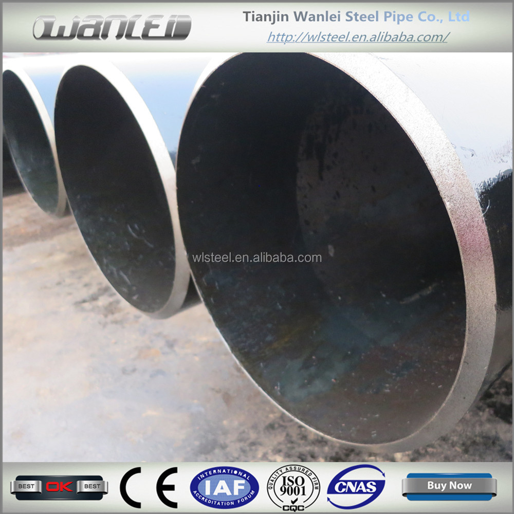 high quality astm a106 gr.b seamless beveled ends pipe