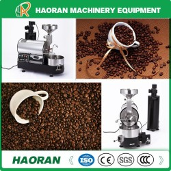 2kg Solar Automatic Shop Coffee Roasters Black