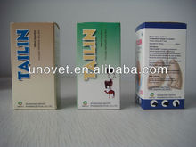 10%,20% tylosin tartrate injection for animals
