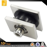 For Track Diameter 25Mm Frameless Double Side Good Quality Glass Clamp