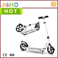 big wheel folding kick flicker scooter for adults