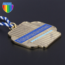 The Best Taekwondo Swimming Sport Taekwondo Metal Medal Awarding Prize
