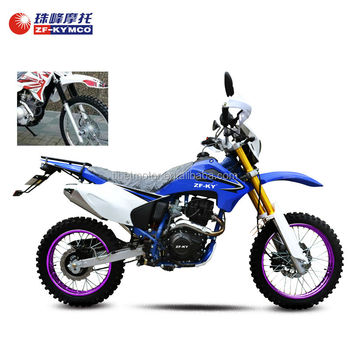 High quality fashional Cheap New Design Dirt Bike manufacturer(ZF250GY-4)