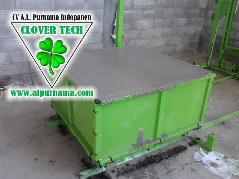 Molds for cutting machines CLOVER TECH