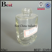 wholesale products china factory price new style decorative 50ml empty glass perfume bottle price