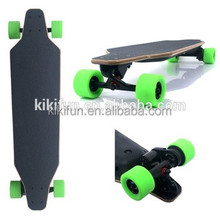 8 Ply 100% Canadian Maple material battery electric skateboard motor kit ,8AH 1200W electric longboard skateboaed for sale