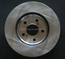 Professional mini in Asia auto part brake disc for car/motorcycle rotor disc