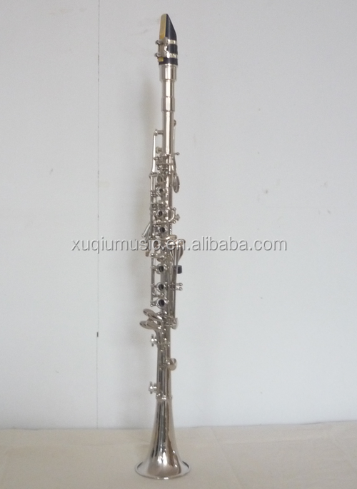 XCL400 bB Metal Clarinet with Cupronickel Keys