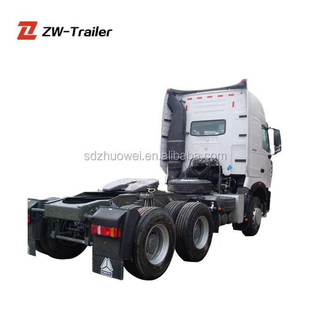 HOWO A7 SINOTRUCK 420HP 6X4 TRACTOR HEAD TRUCKS Heavy Duty Tow