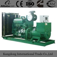 550kw open type diesel generators