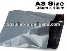 postal mailing courier bag with mail pouch