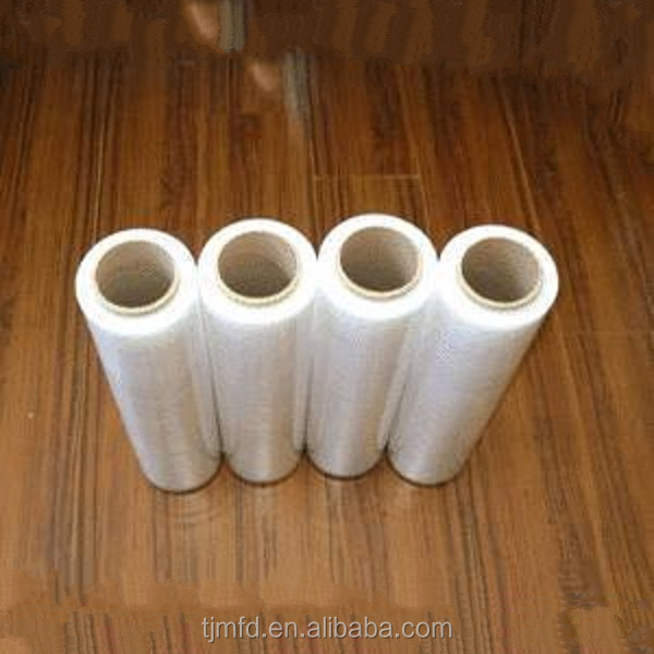 China suppliers 100% virgin raw materials plastic packaging plastic shrink film