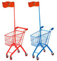 Wholesale Kkids metal shopping cart/trolley with cheap price