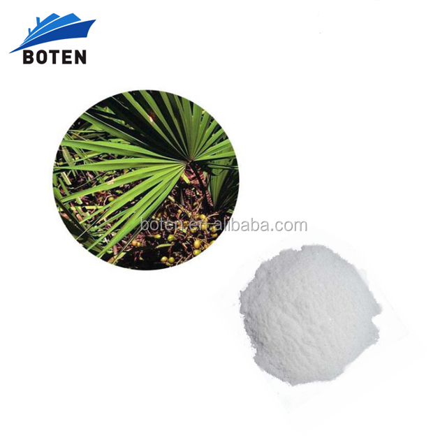 A treatment for enlarged prostate Saw Palmetto Fruit Powder