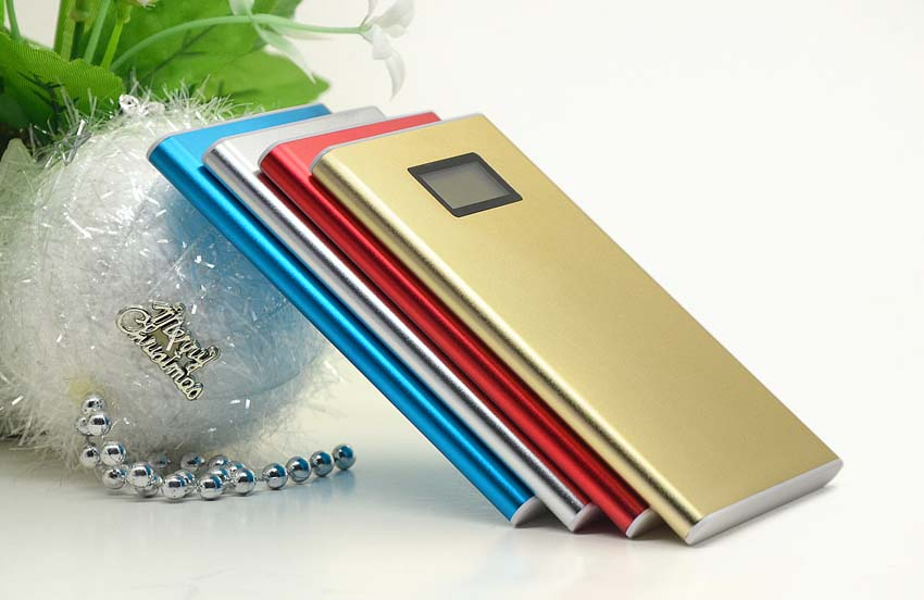 2014 famous brand smart power bank 4500mah china manufacturer