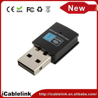 High speed 300Mbps Wireless USB LAN adapter ,usb wireless lan adapter With Internal Antenna Supports Windows/linux Mac