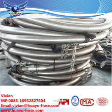 Steel Wire Spiral Hydraulic hose Rotary Oil Drilling Hose Vibrator Hose