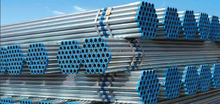Hot Dipped Galvanized Steel Pipe, Hot DIP Galvanized Steel Tube BS1387 Galvanized Steel Pipe