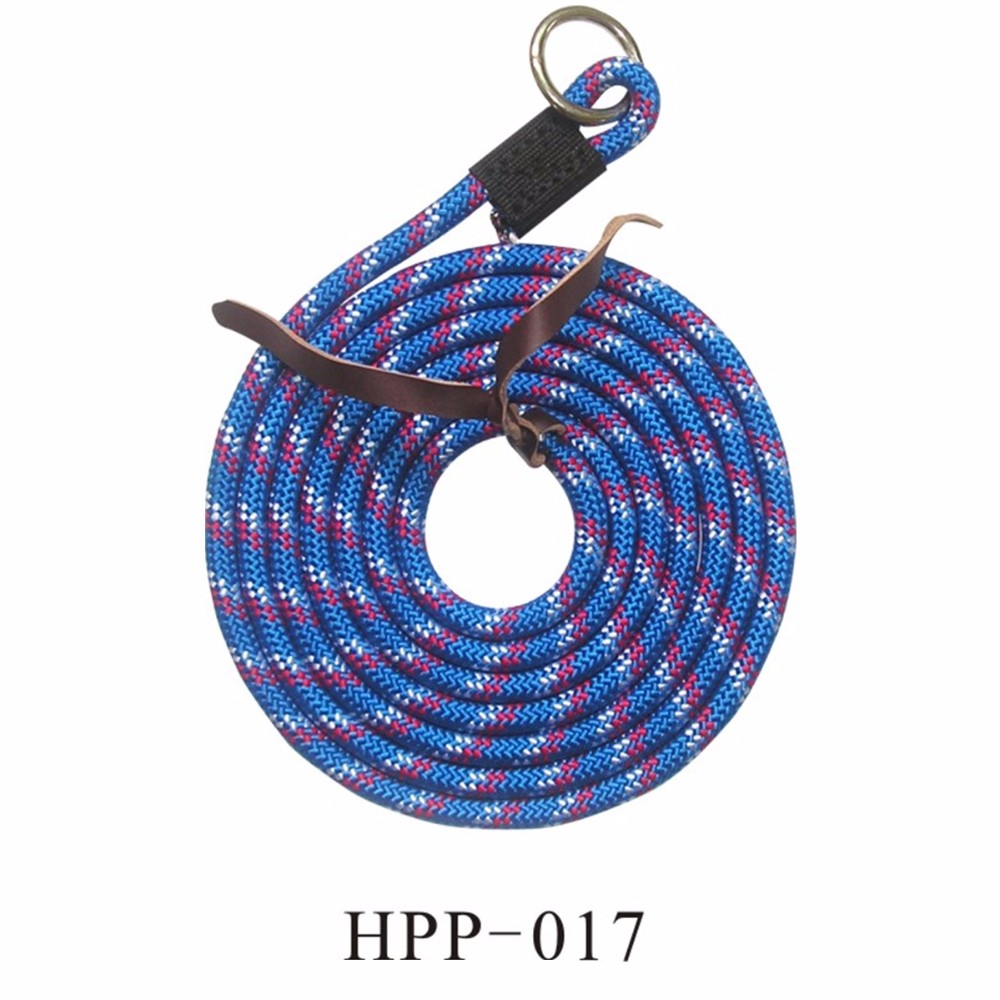 Horse Lead Rope with hardware and Leather