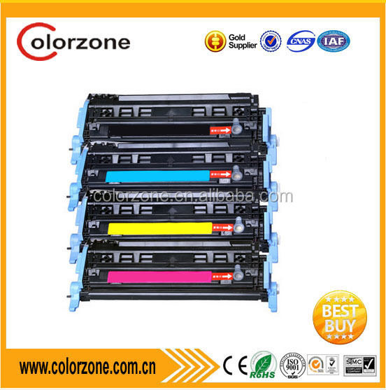 Compatible Colorful Toner Cartridge for HP Q6000A