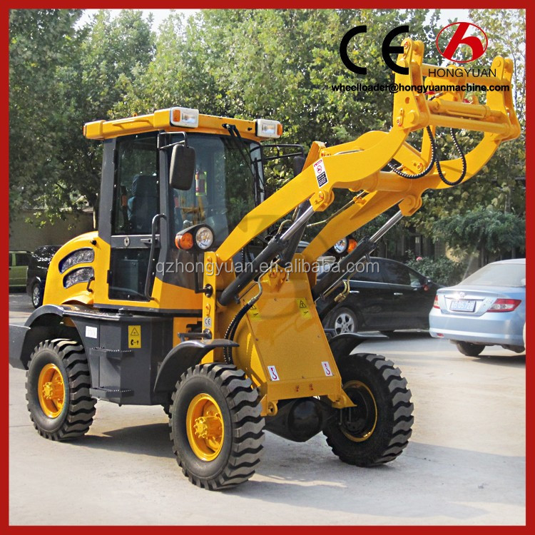 mini farm tractor backhoe loader front end shovel loaders for sale