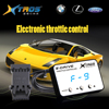 Fuel Save POTENT BOOSTER Led speed controller pedal throttle booster jeep electronic throttle control