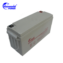 India Low Price solar battery 12v 150ah Solar Storm X3 Battery Life