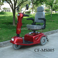 Electric disabled motorized tricycle