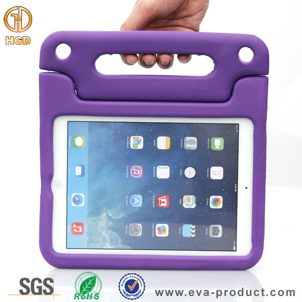 Shcokproof Children Handle newest unique style for iPad air 2 case hard case