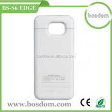 BS-S6 EDGE + newest super thin battery case for samsung galaxy s6 edge plus