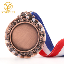 Customized Wholesale personalized cheap sports trophy medal
