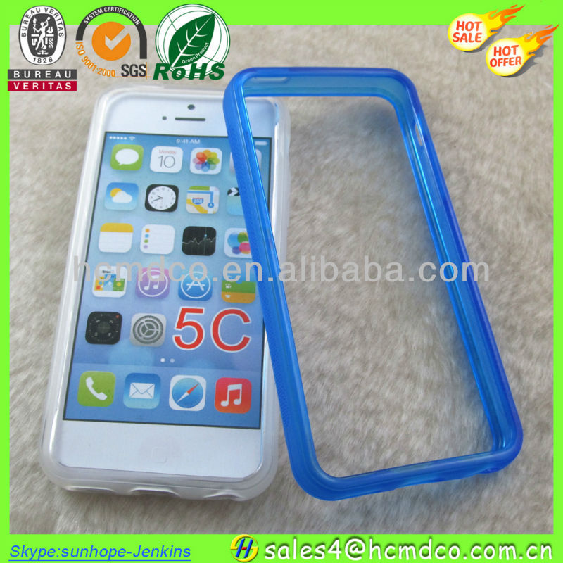 2013 New Colorful Ultra Thin Hard Case for iPhone 5C Cover